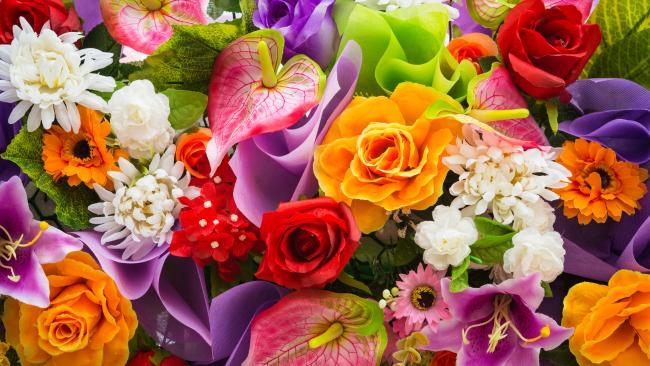 Offres des fleuristes en ligne